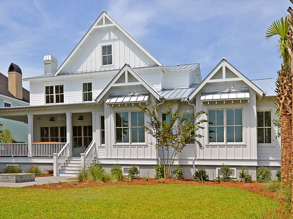 Lowcountry premier custom homes new home projects 176 for Low country homes