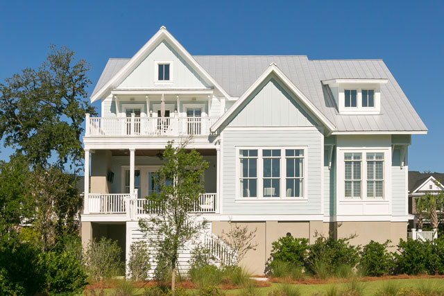 New Custom Built Homes by Lowcountry Premier Custom Homes at 111 Brailsford Street in Charleston, SC
