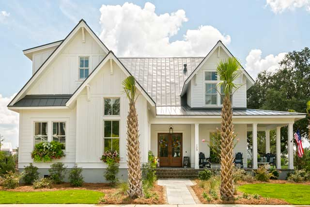 New Custom Built Homes by Lowcountry Premier Custom Homes at 129 Brailsford in Charleston, SC