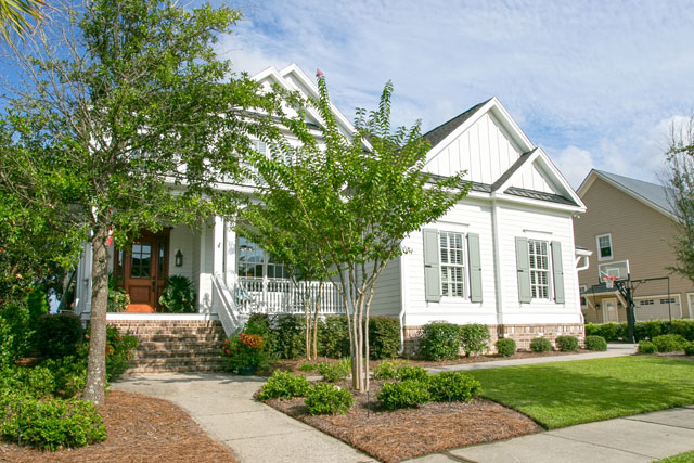 New Custom Built Homes by Lowcountry Premier Custom Homes at 172 Ithecaw Creek in Charleston, SC