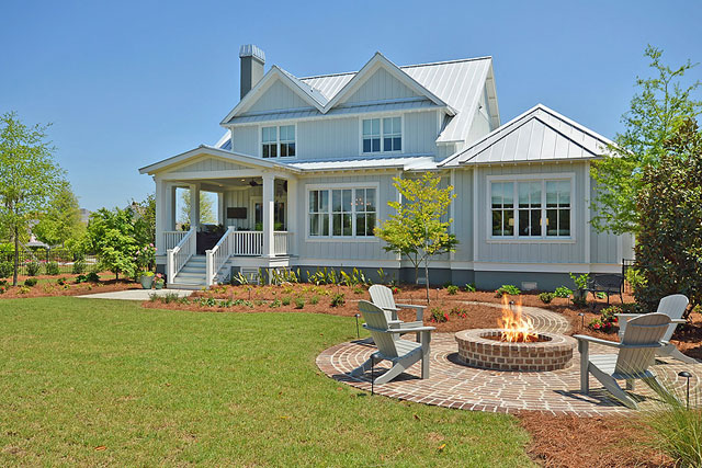 New Custom Built Homes by Lowcountry Premier Custom Homes at 175 Ithecaw Creek in Charleston, SC
