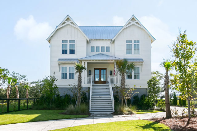 New Custom Built Homes by Lowcountry Premier Custom Homes at 1934 Bellona Street in Charleston, SC