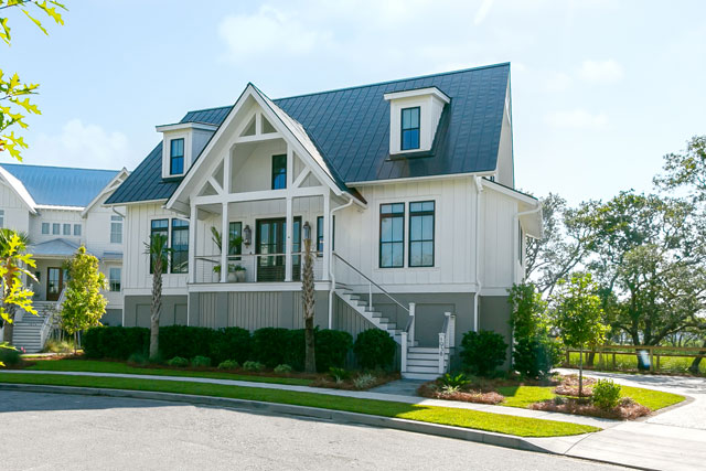 New Custom Built Homes by Lowcountry Premier Custom Homes at 1938 Bellona Street in Charleston, SC