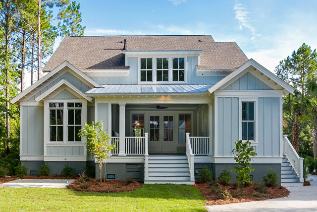 New Custom Built Homes by Lowcountry Premier Custom Homes at 210 Ferryman in Charleston, SC