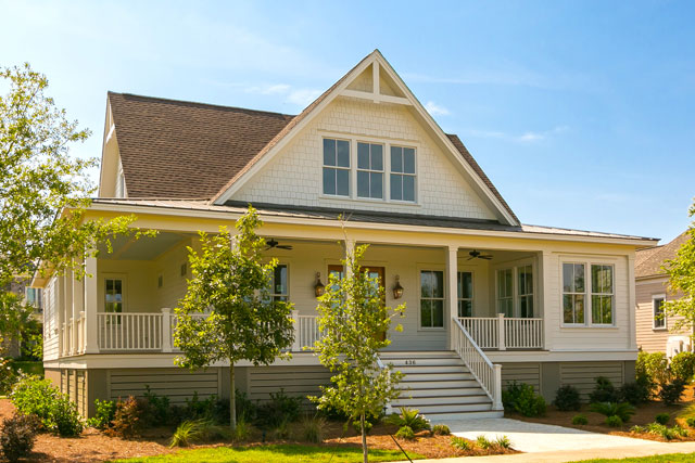 New Custom Built Homes by Lowcountry Premier Custom Homes at 436 Creek Landing St in Charleston, SC