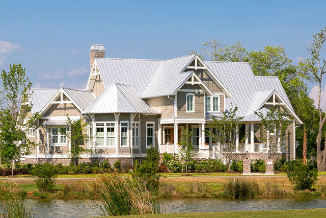 New Custom Built Homes by Lowcountry Premier Custom Homes at 529 Wading Place in Charleston, SC